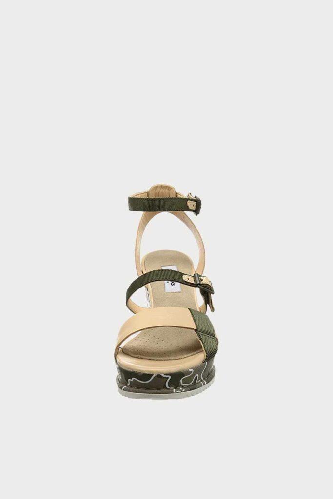 spiridoula metheniti shoes xalkida p Adesha Art clarks khaki combi 2
