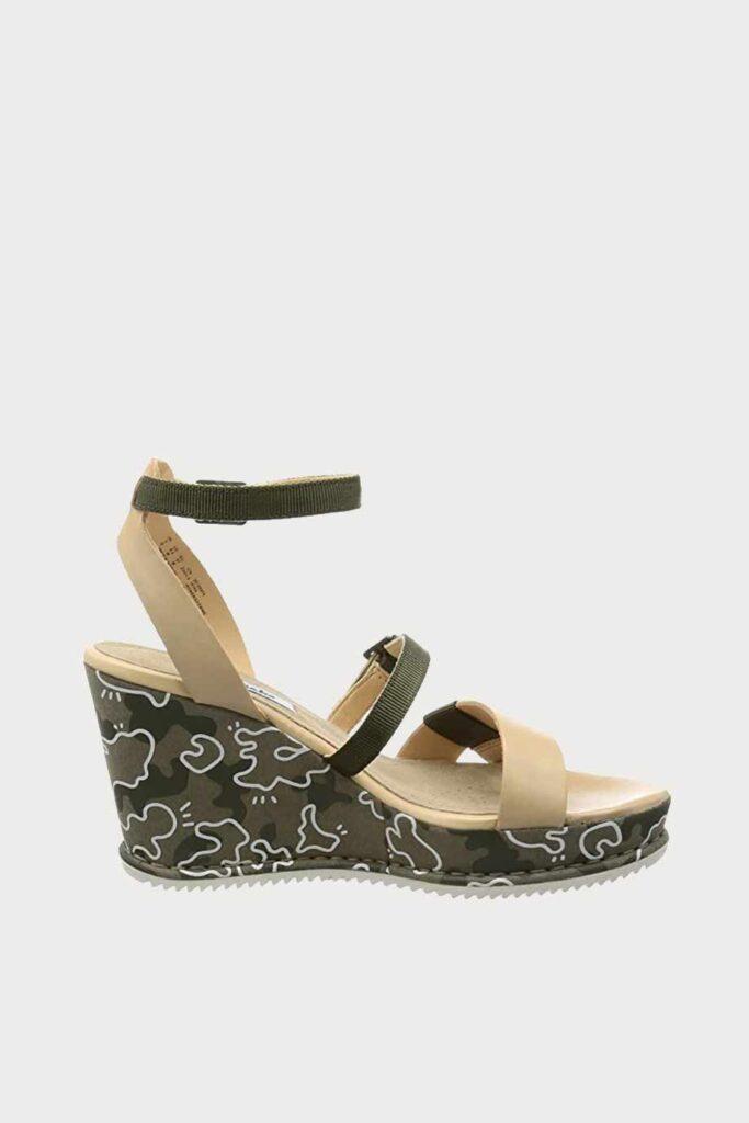 spiridoula metheniti shoes xalkida p Adesha Art clarks khaki combi 4