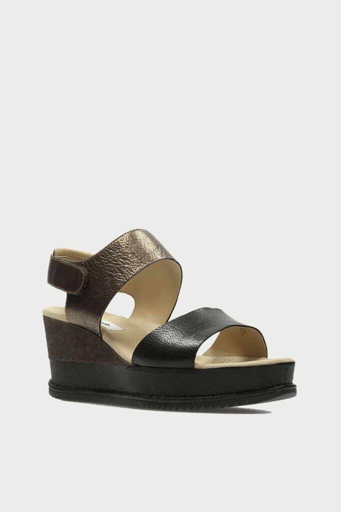 spiridoula metheniti shoes xalkida p Akilah Haze clarks black combi leather 2 1