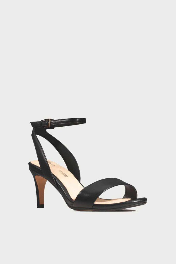 spiridoula metheniti shoes xalkida p Amali Jewel clarks black leather 2