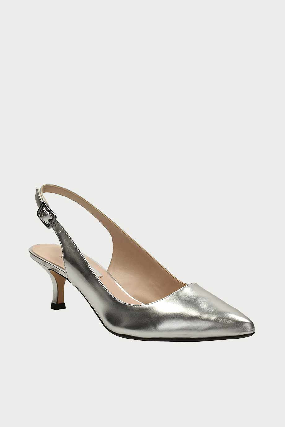 spiridoula metheniti shoes xalkida p Aquifer Belle clarks silver metallic 1