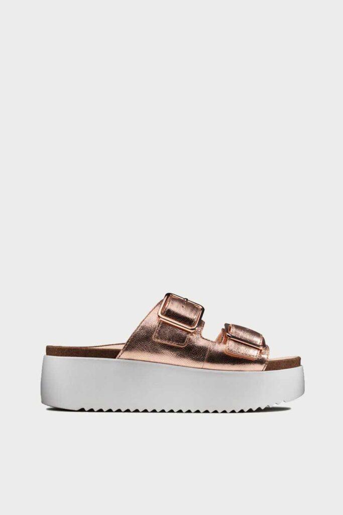 spiridoula metheniti shoes xalkida p Botanic Slide clarks copper 1