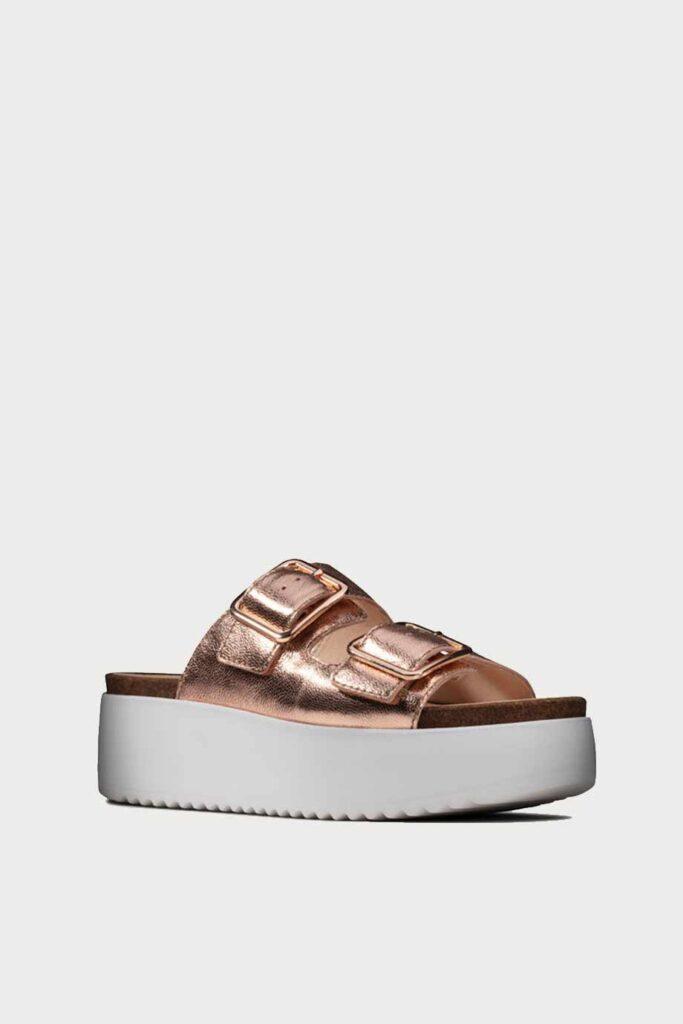 spiridoula metheniti shoes xalkida p Botanic Slide clarks copper 2