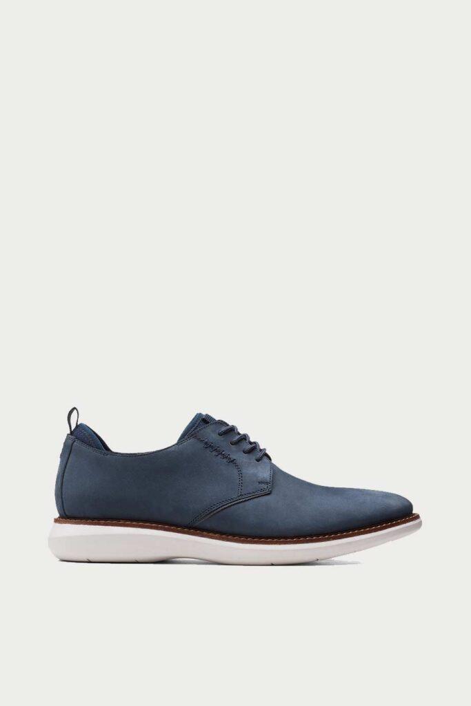 spiridoula metheniti shoes xalkida p Brantin Low clarks navy nubuck 1