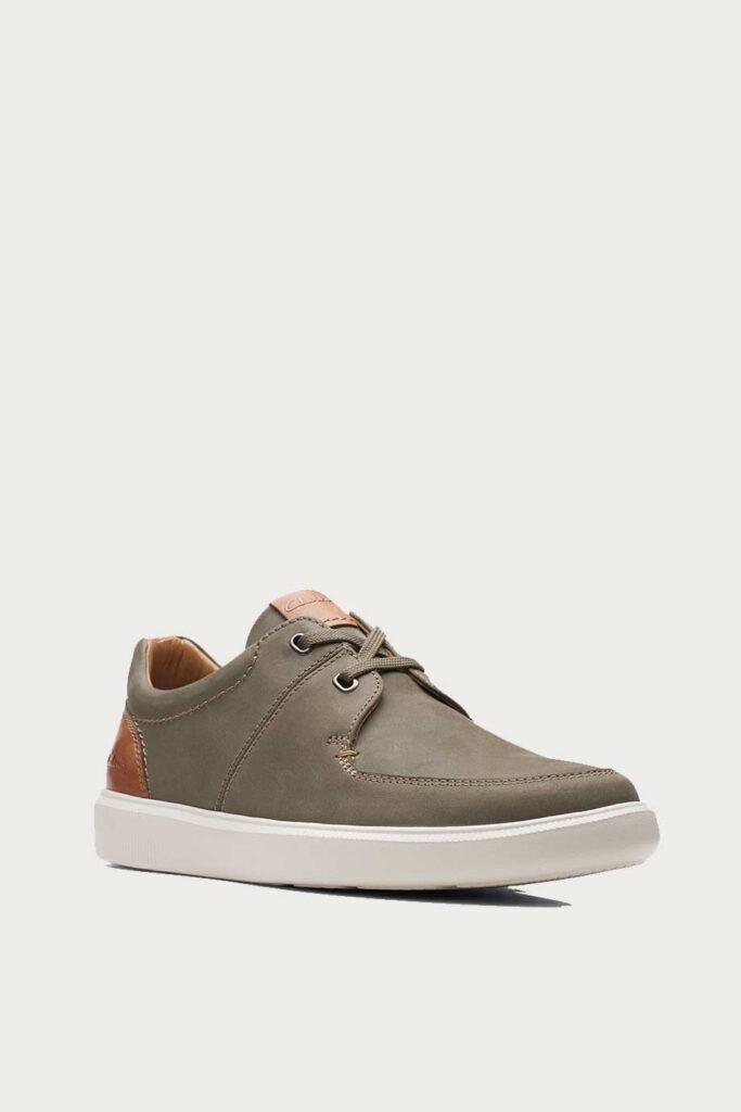spiridoula metheniti shoes xalkida p Cambro Lace clarks olive nubuck 2