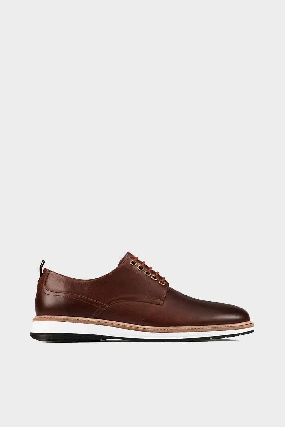 spiridoula metheniti shoes xalkida p Chantry Walk clarks dark tan lea 1