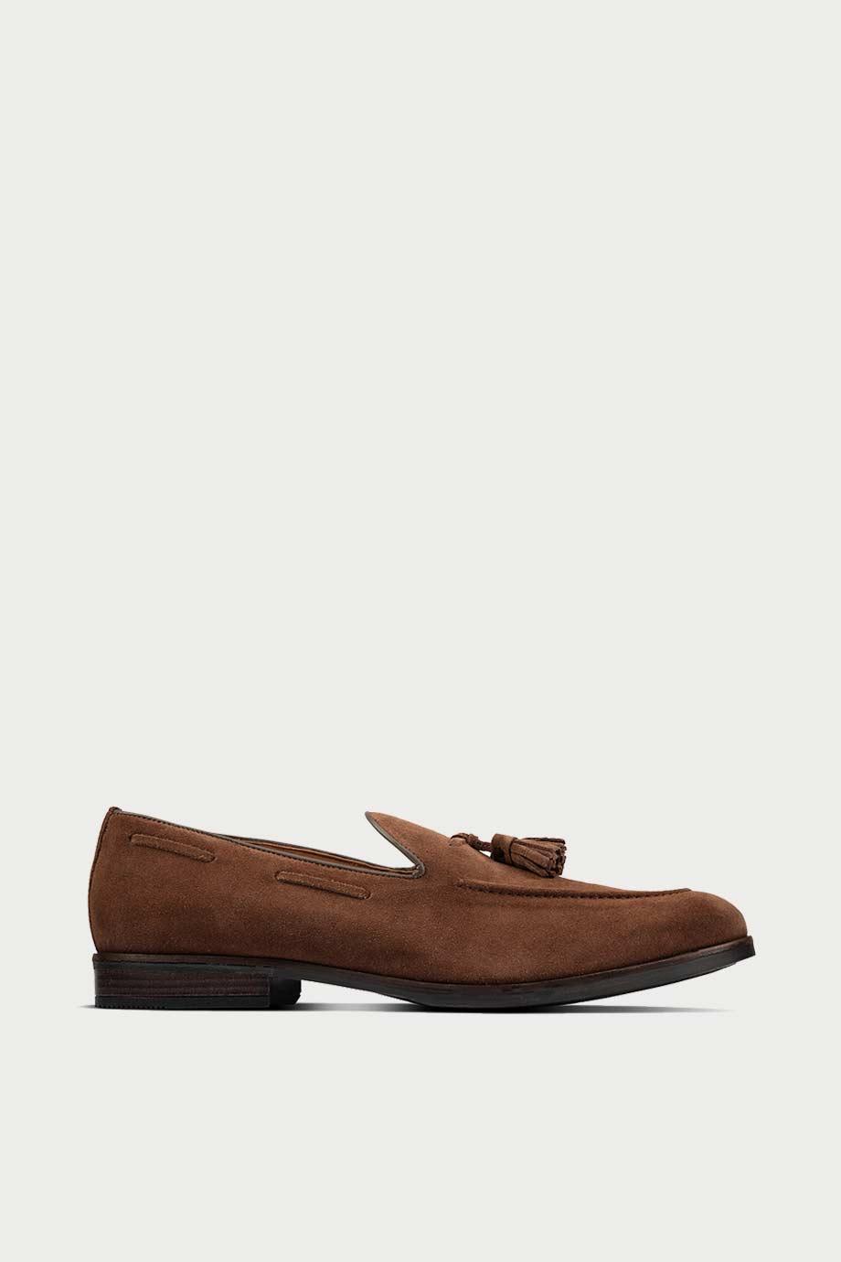 spiridoula metheniti shoes xalkida p CitiStrideSlip clarks brown suede 1 1