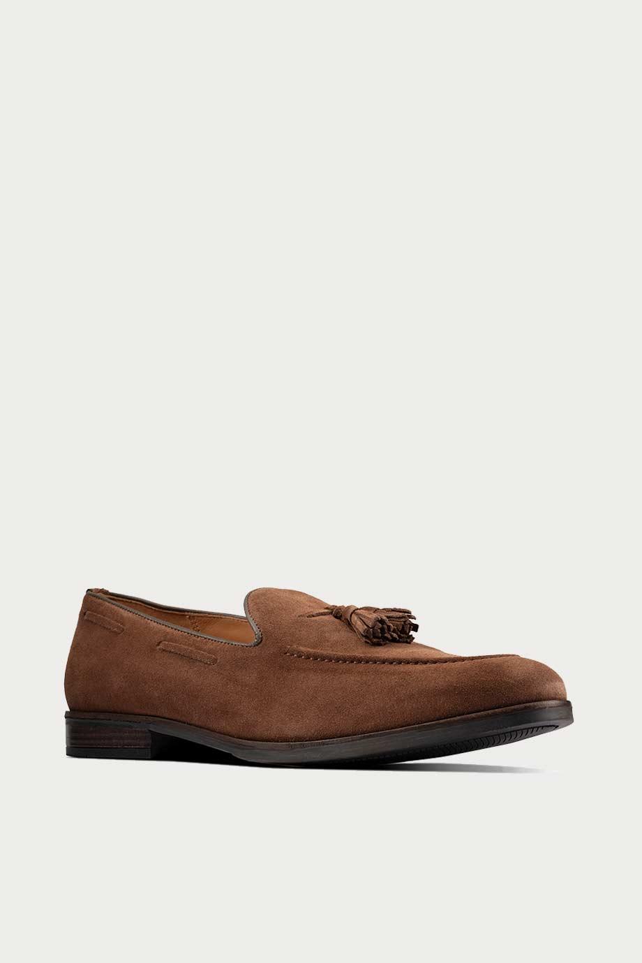 spiridoula metheniti shoes xalkida p CitiStrideSlip clarks brown suede 2