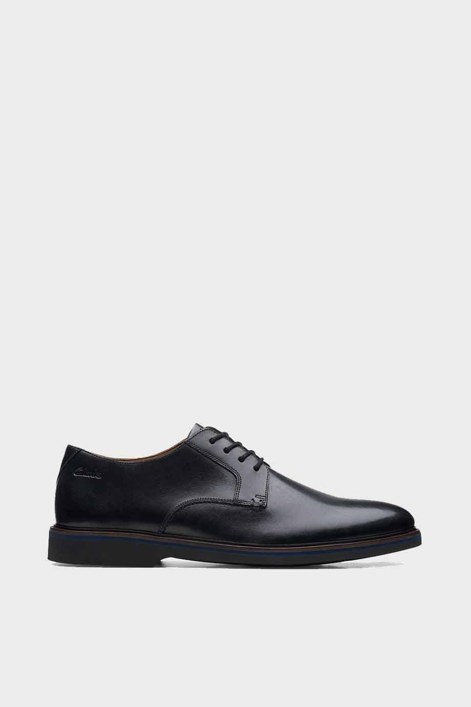 spiridoula metheniti shoes xalkida p Malwood Plain clarks black leather 1