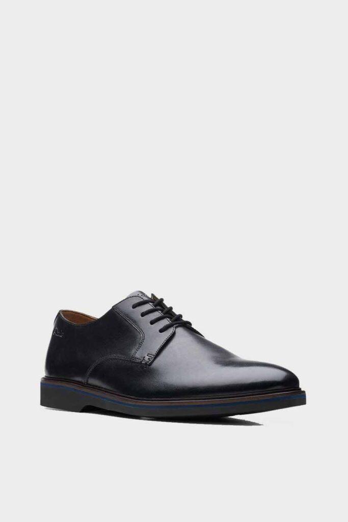 spiridoula metheniti shoes xalkida p Malwood Plain clarks black leather 2