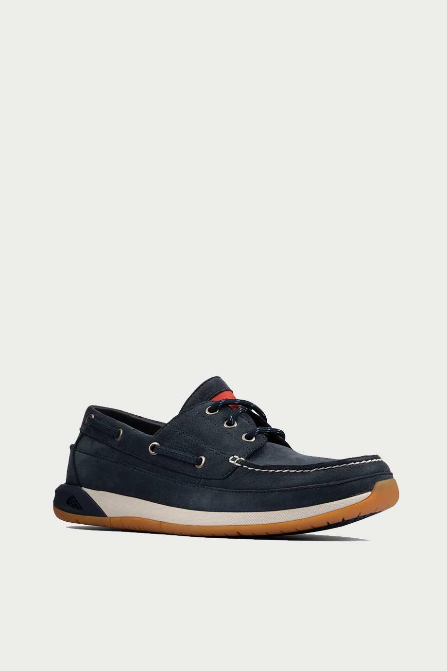 spiridoula metheniti shoes xalkida p Ormand Boat clarks navy nubuck 2