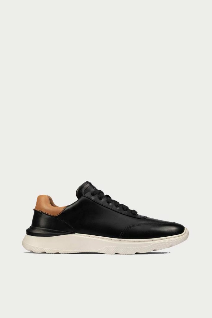 spiridoula metheniti shoes xalkida p Sprint Lite Lace clarks black 1