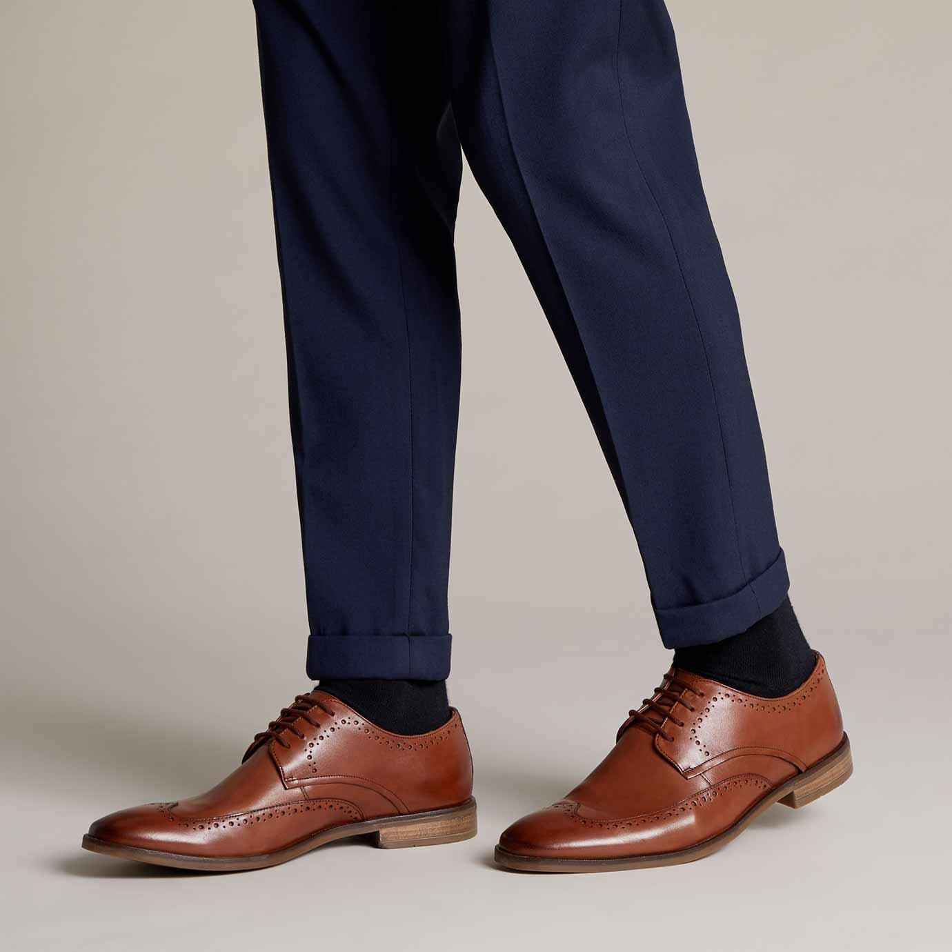 spiridoula metheniti shoes xalkida p Stanford Limit clarks tan leather 10