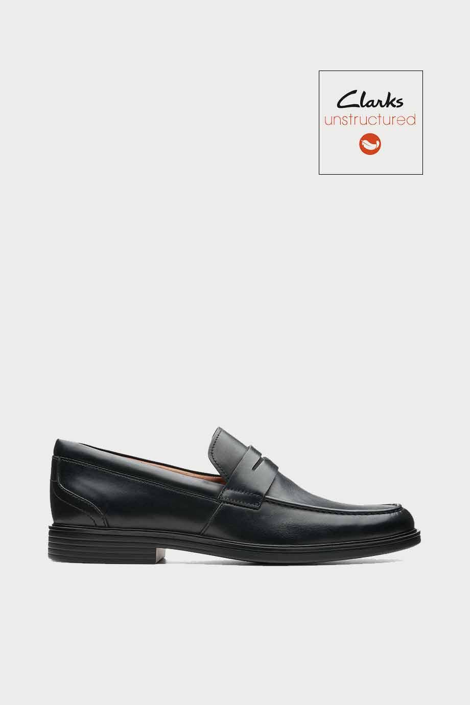 spiridoula metheniti shoes xalkida p Un Aldric Step clarks black leather 1