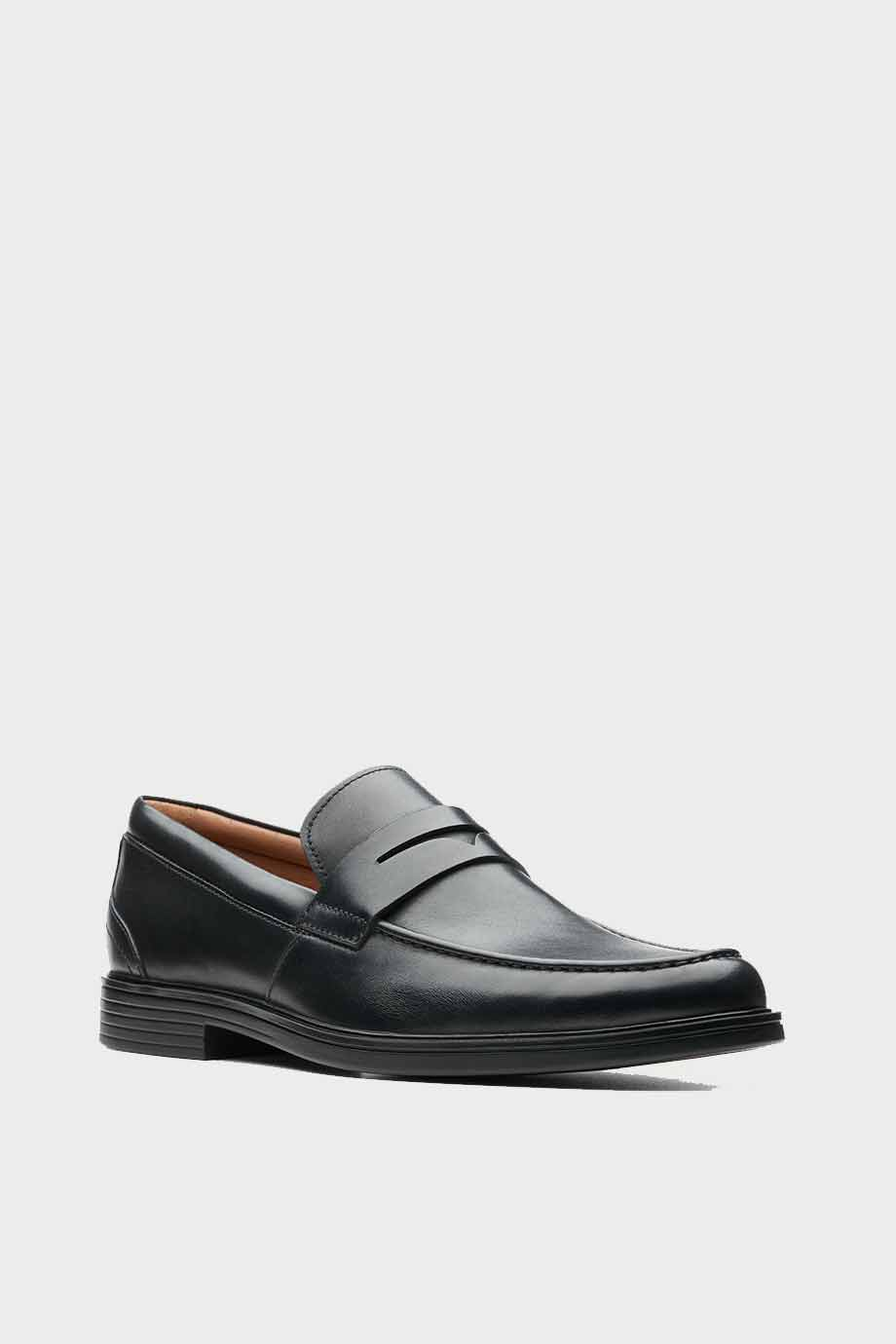 spiridoula metheniti shoes xalkida p Un Aldric Step clarks black leather 2
