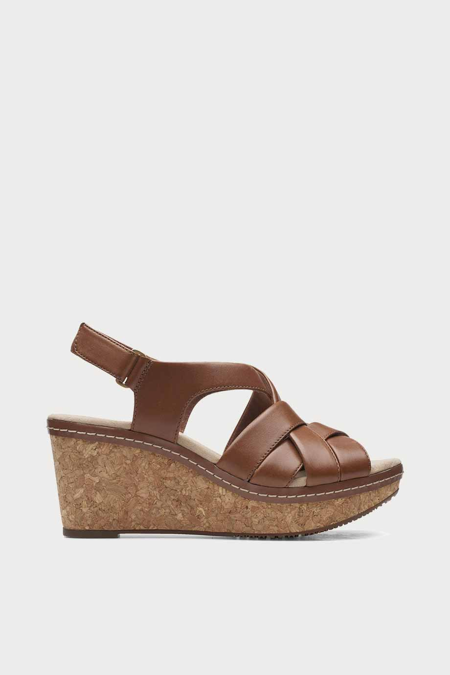 spiridoula metheniti shoes xalkida p annadel rayna dark tan leather clarks