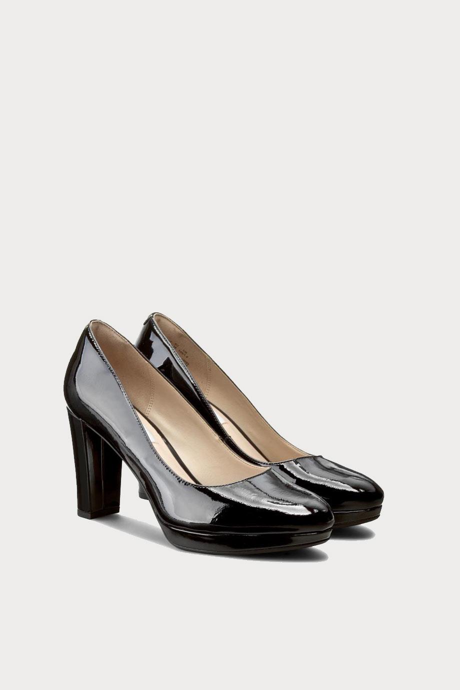 spiridoula metheniti shoes xalkida p black patent 2