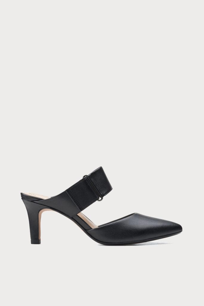 spiridoula metheniti shoes xalkida p illeana daisy black leather clarks