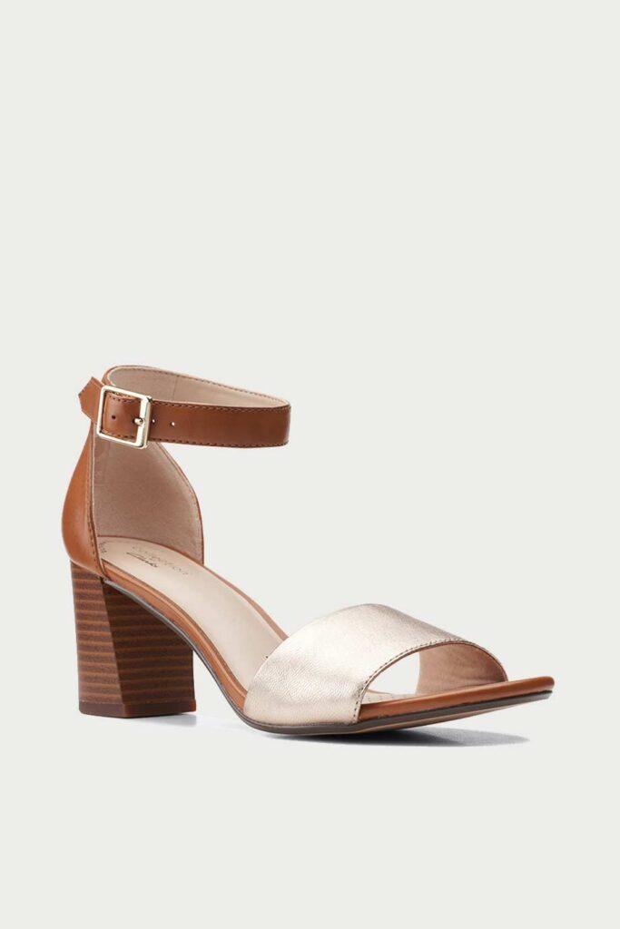 spiridoula metheniti shoes xalkida p jocelynne cam metallic leather clarks 2