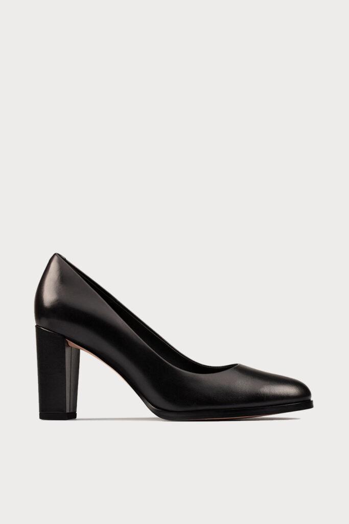 spiridoula metheniti shoes xalkida p kaylin cara 2 black leather clarks 1