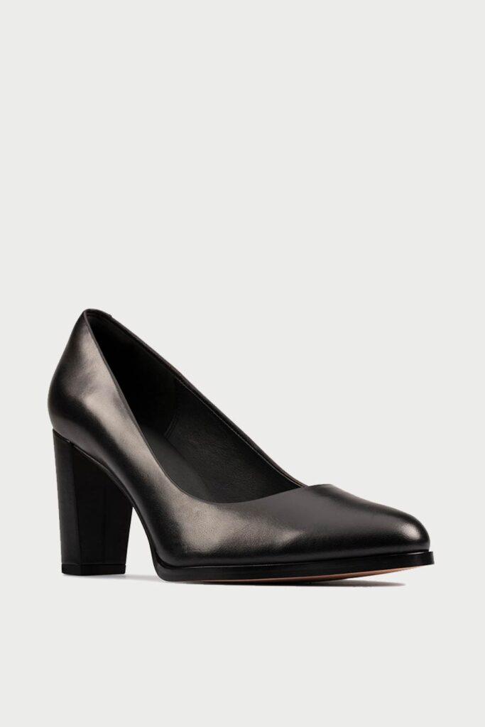 spiridoula metheniti shoes xalkida p kaylin cara 2 black leather clarks 2 1