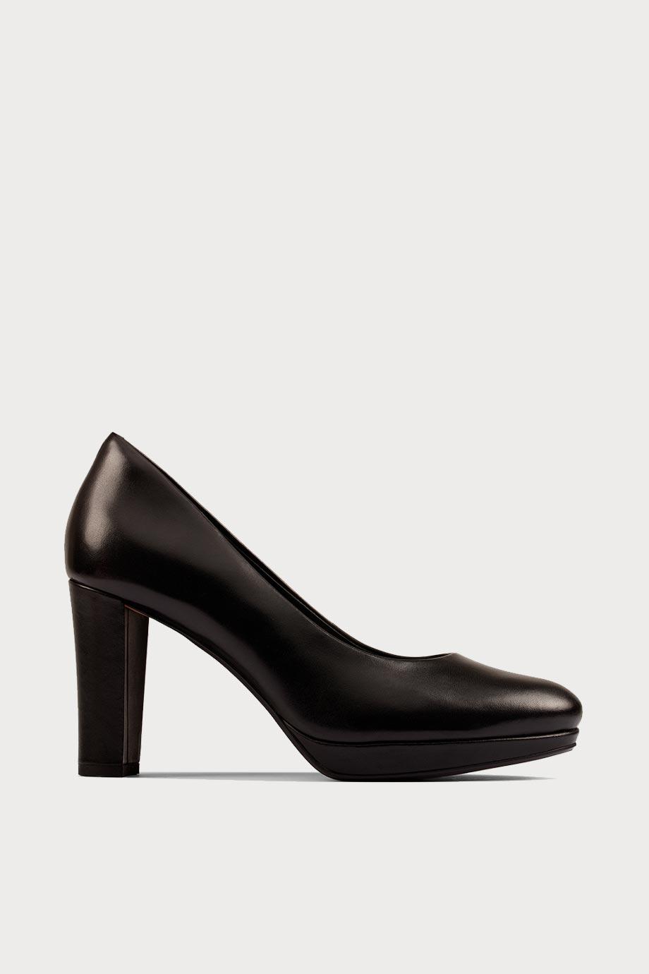 spiridoula metheniti shoes xalkida p kendra sienna black leather clarks 1