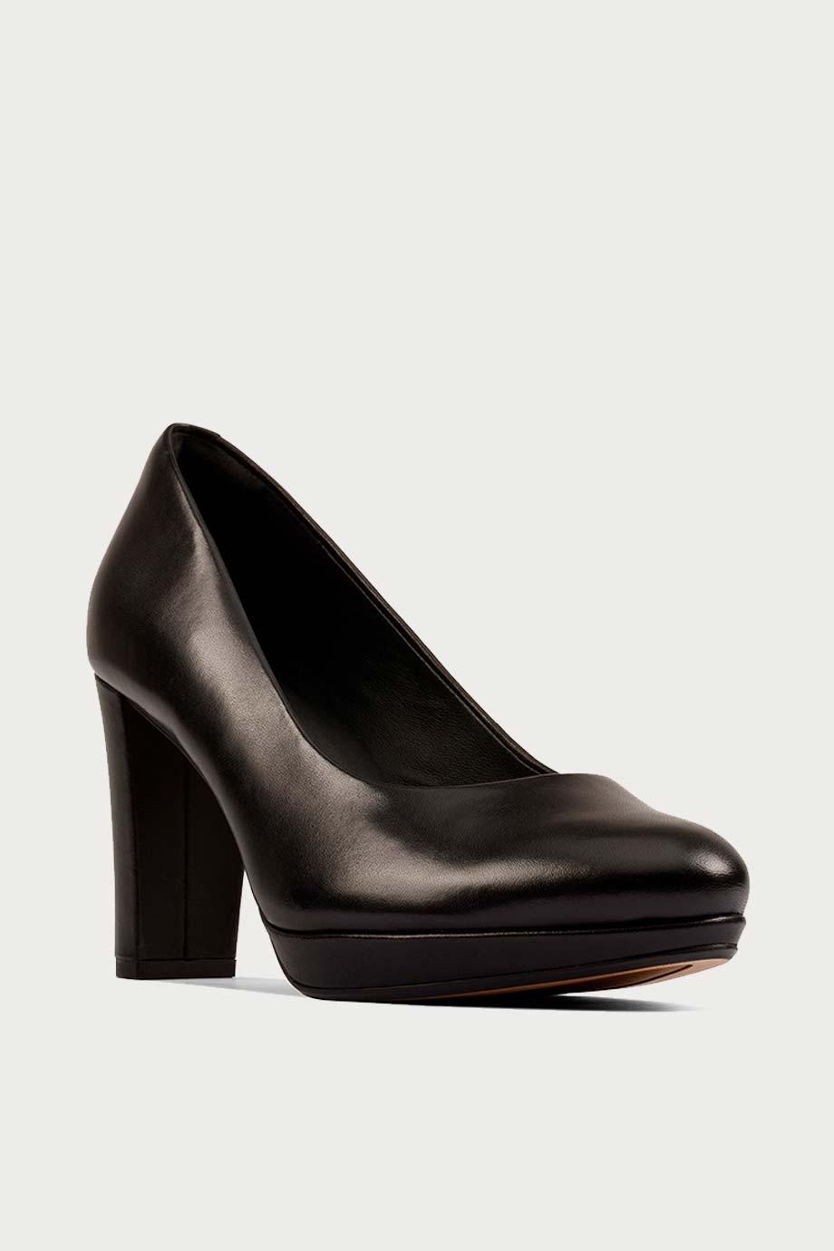 spiridoula metheniti shoes xalkida p kendra sienna black leather clarks 2 1