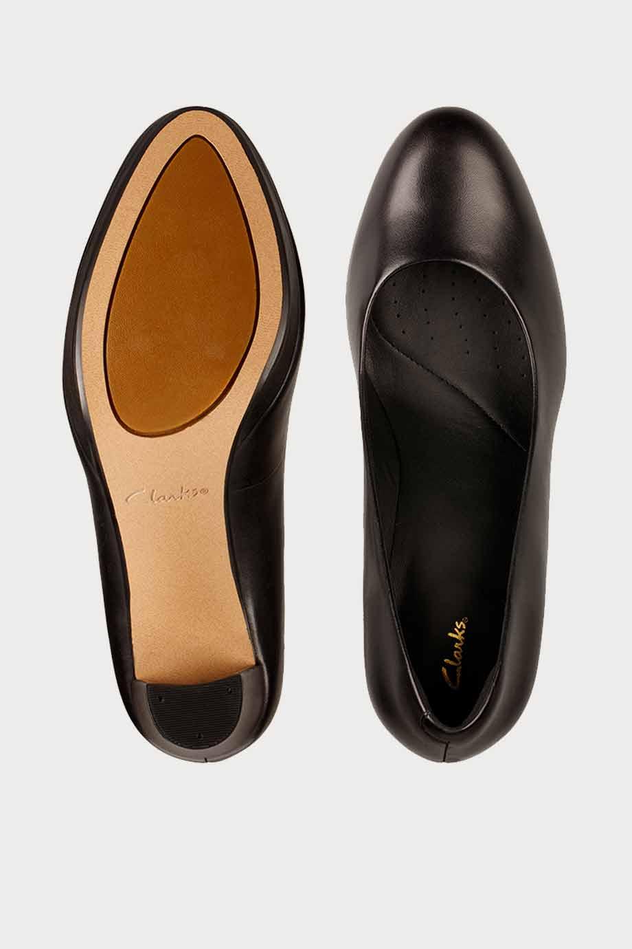 spiridoula metheniti shoes xalkida p kendra sienna black leather clarks 7 1