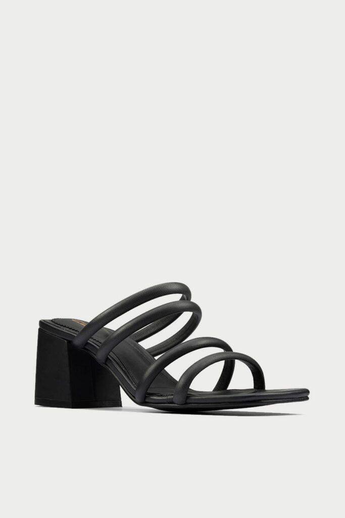 spiridoula metheniti shoes xalkida p sheer 65 mule black leather clarks 2
