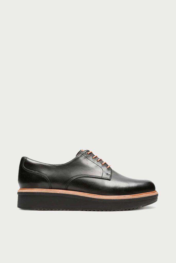 spiridoula metheniti shoes xalkida p teadale rhea black leather clarks