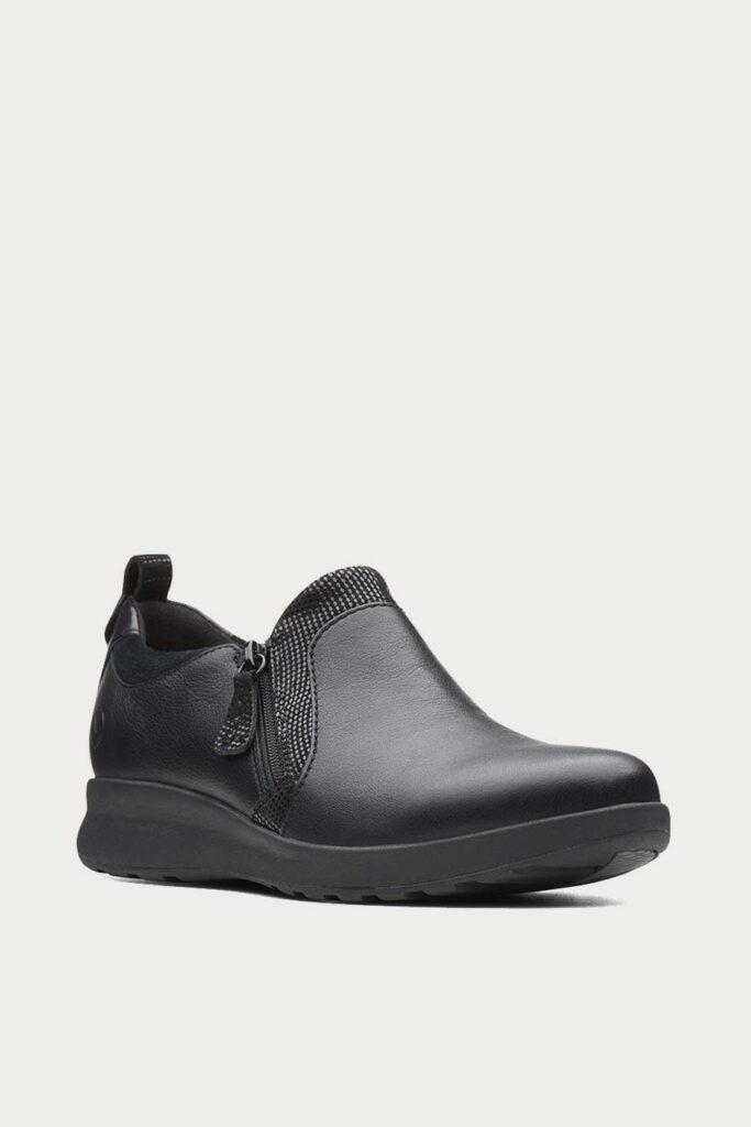 spiridoula metheniti shoes xalkida p un adorn zip black clarks 2