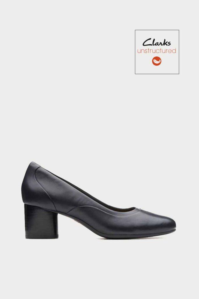 spiridoula metheniti shoes xalkida p un cosmo step clarks black leather 1