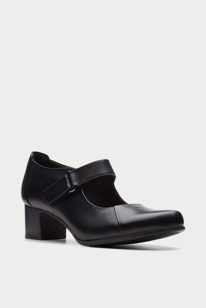 spiridoula metheniti shoes xalkida p un damson vibe black leather clarks 2