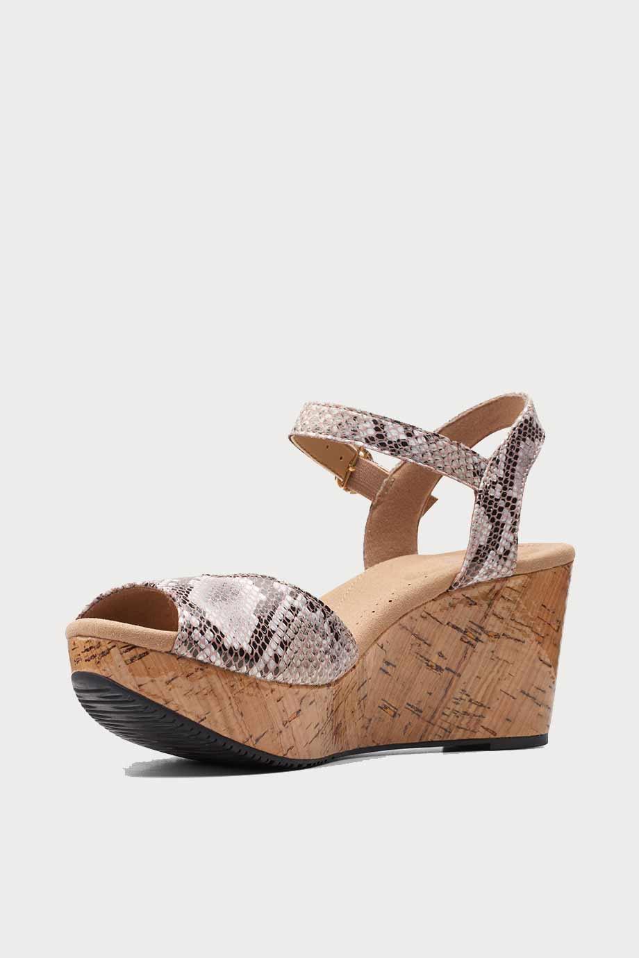 spiridoula metheniti shoes xalkida Annadel Mystic clarks natural snake 4