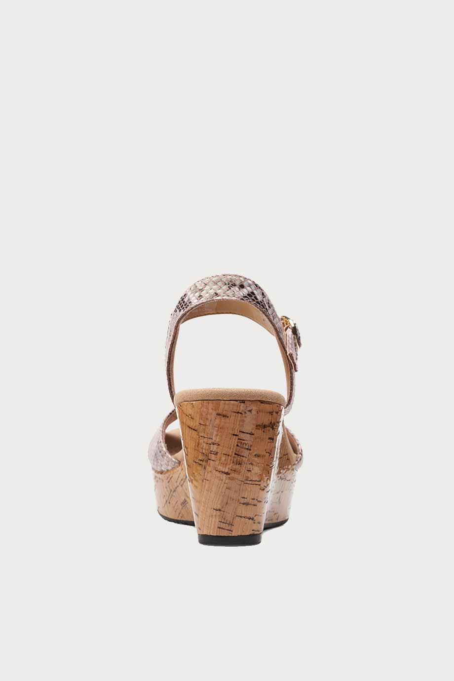 spiridoula metheniti shoes xalkida Annadel Mystic clarks natural snake 6