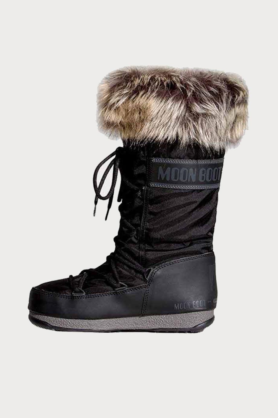 spiridoula metheniti shoes xalkida p 24008700 001 black high fur MoonBoot 2