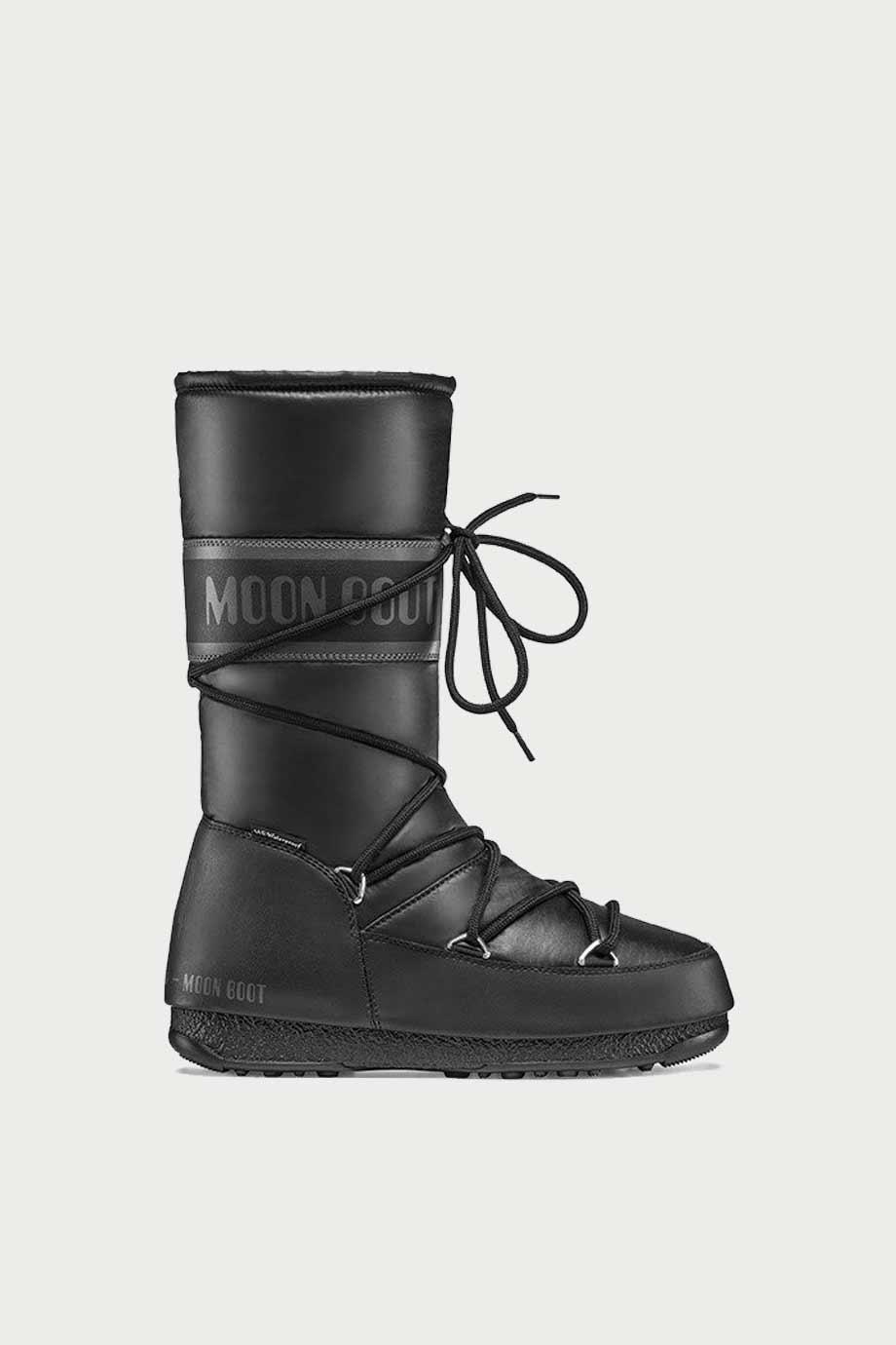 spiridoula metheniti shoes xalkida p 24009100 001 black high laces MoonBoot 2