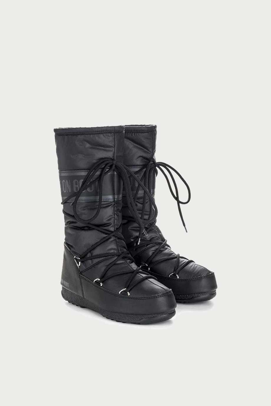 spiridoula metheniti shoes xalkida p 24009100 001 black high laces MoonBoot 3