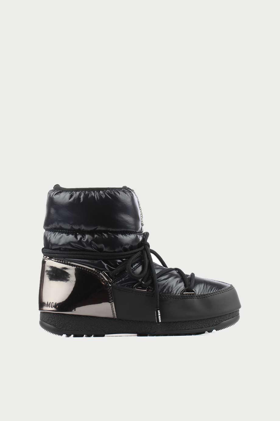 spiridoula metheniti shoes xalkida p 24009800 001 black low laces MoonBoot 4