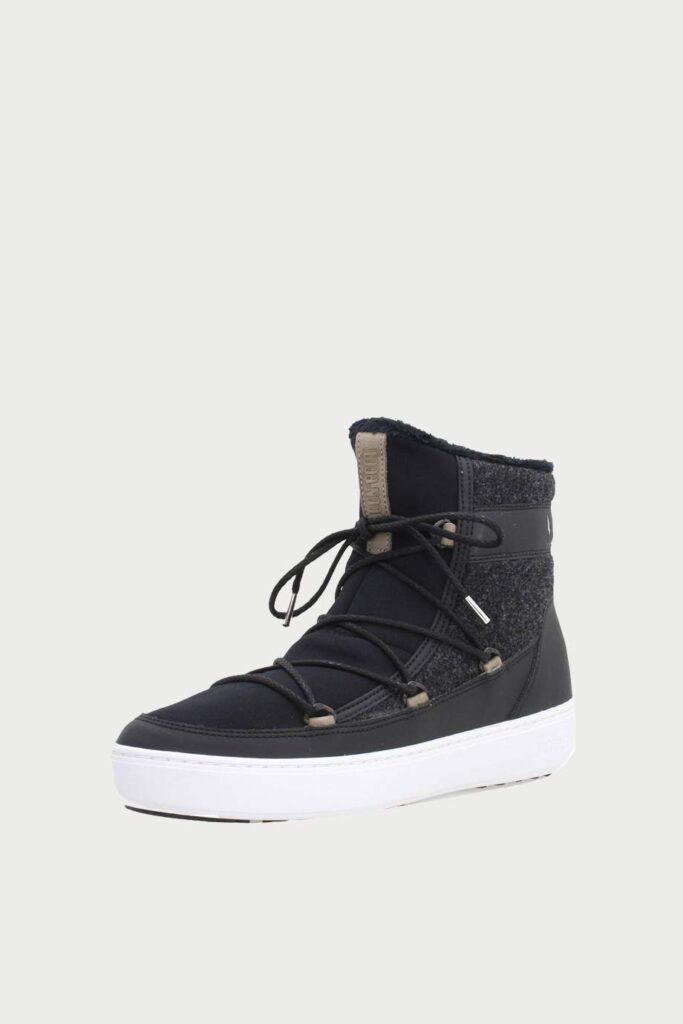 spiridoula metheniti shoes xalkida p 24102300 001 black low laces MoonBoot 2