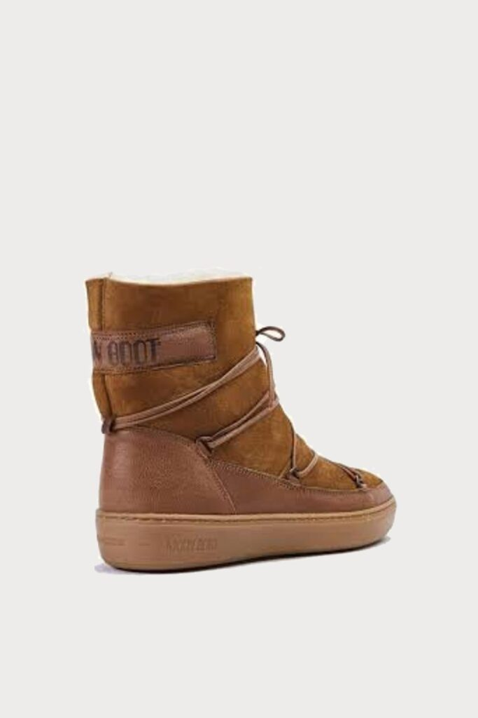 spiridoula metheniti shoes xalkida p 24102700 002 brown low laces MoonBoot 2