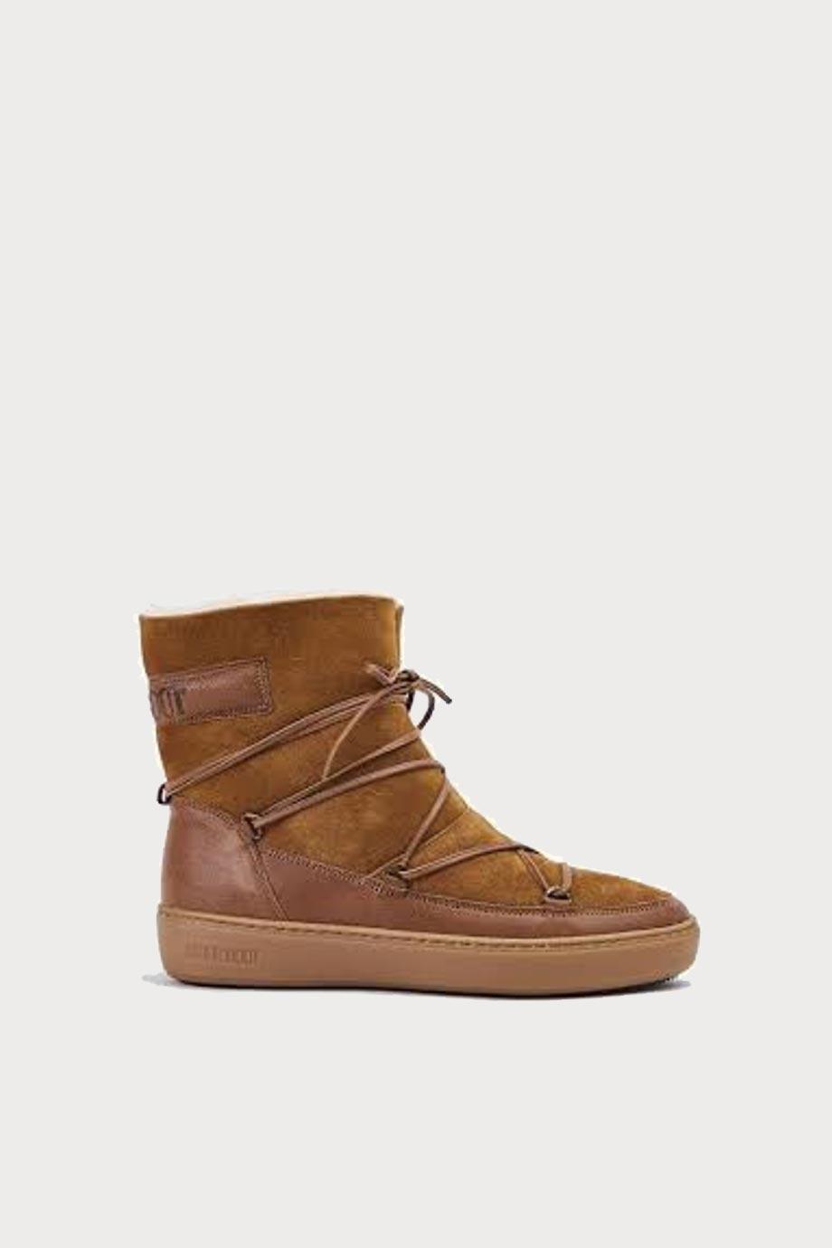 spiridoula metheniti shoes xalkida p 24102700 002 brown low laces MoonBoot