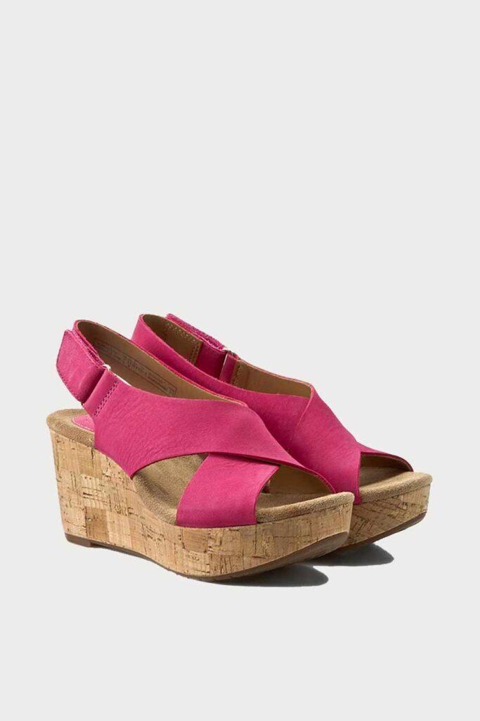 spiridoula metheniti shoes xalkida p Caslynn Shae clarks fuchsia 2