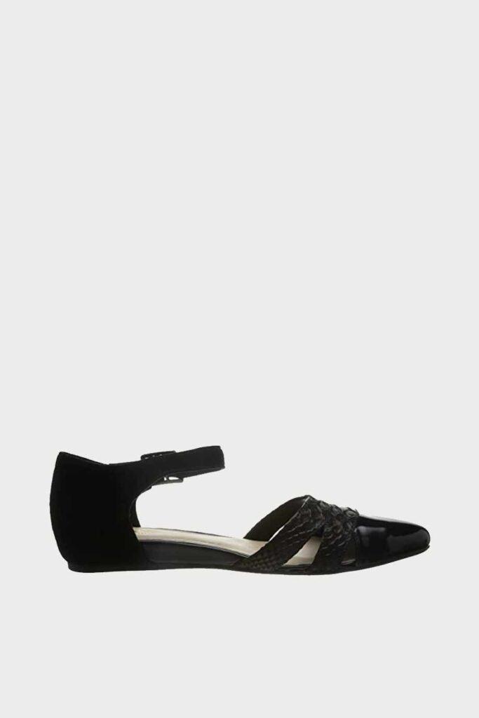 spiridoula metheniti shoes xalkida p Coral Sunrise clarks black 2