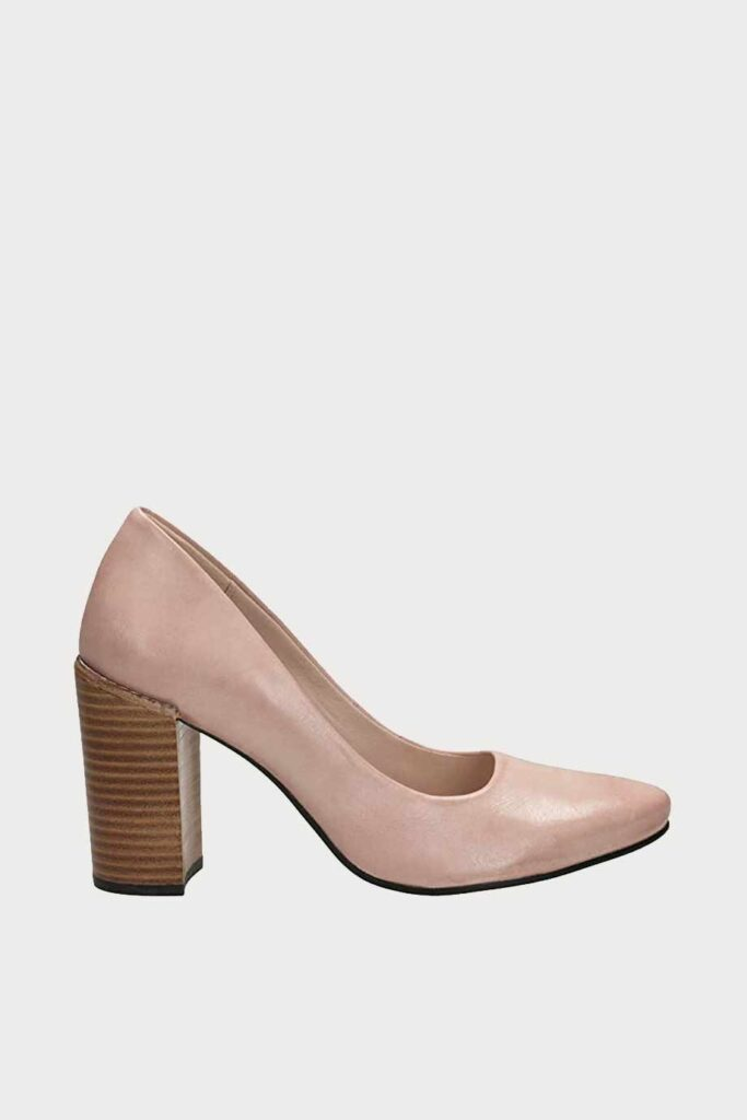 spiridoula metheniti shoes xalkida p Crumble Cream clarks dusty pink leather 2