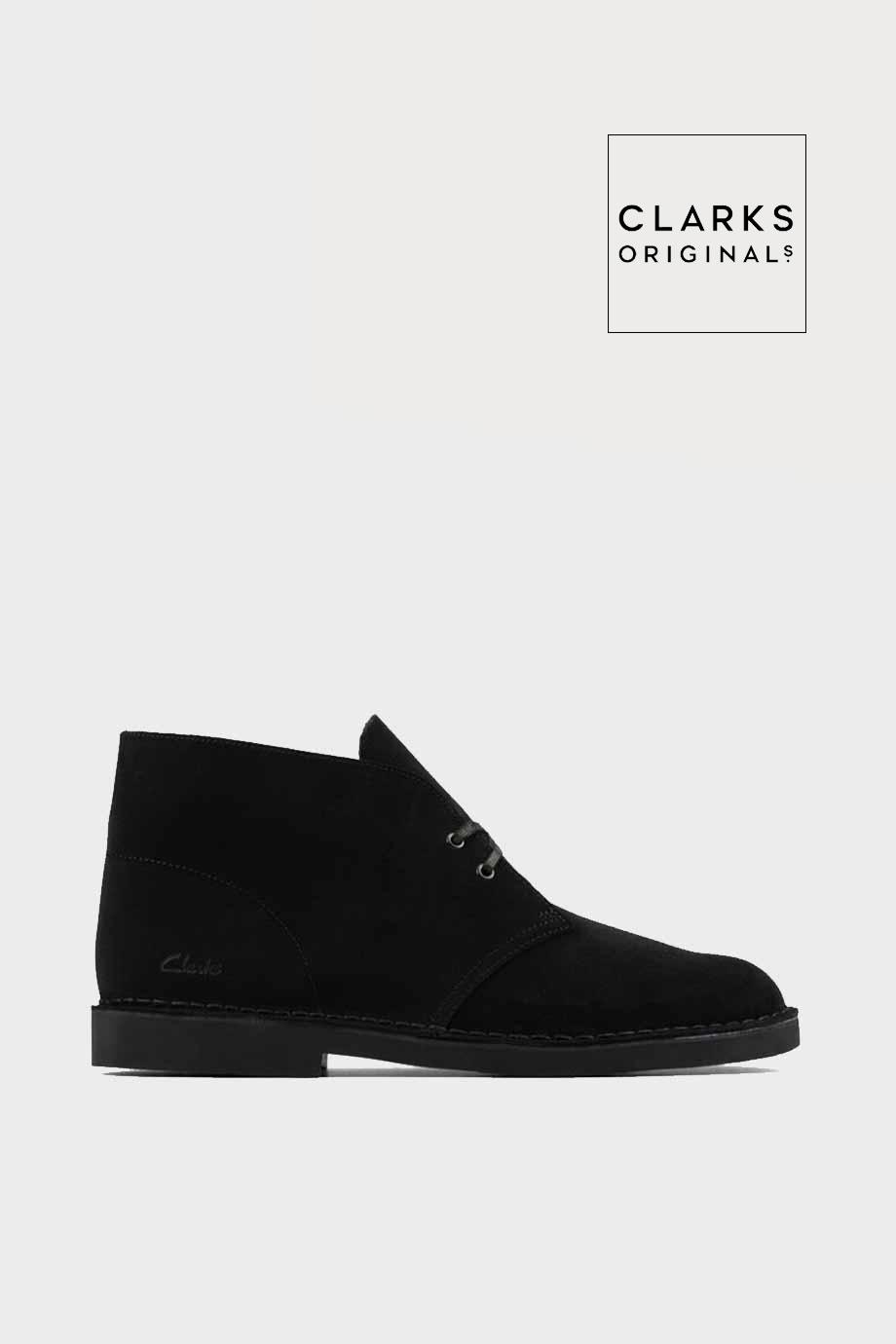 spiridoula metheniti shoes xalkida p Desert Boot clarks black 1 1