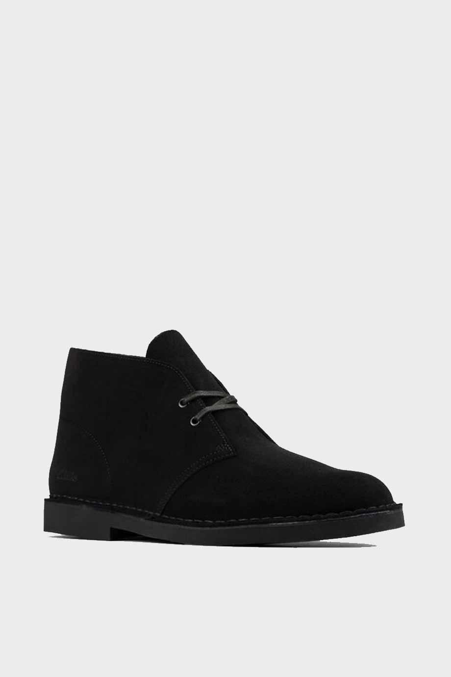 spiridoula metheniti shoes xalkida p Desert Boot clarks black 2
