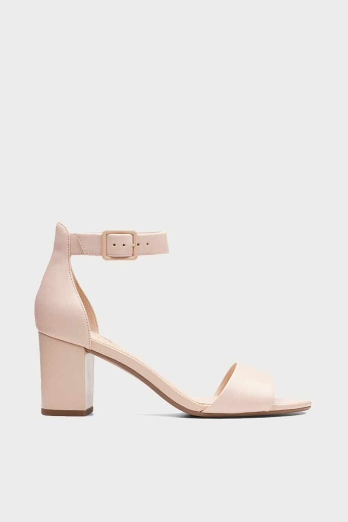 spiridoula metheniti shoes xalkida p Deva Mae clarks blush leather 1 1
