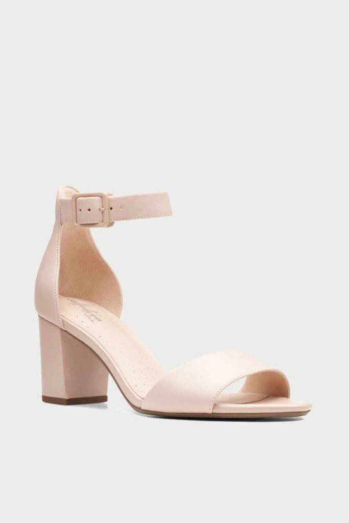 spiridoula metheniti shoes xalkida p Deva Mae clarks blush leather 2 1