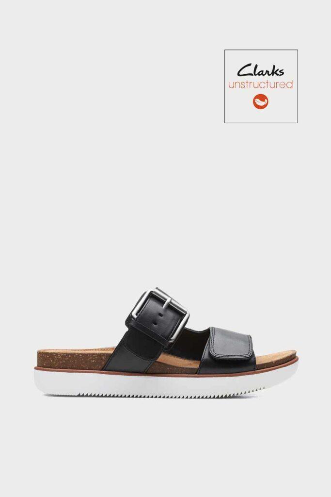 spiridoula metheniti shoes xalkida p Elayne Ease clarks black leather 5